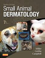 Muller and Kirk's Small Animal Dermatology af William H. Miller