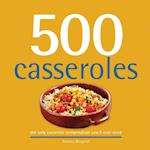500 Casseroles (500 Cooking Sellers)