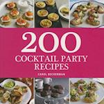 200 Cocktail Party Recipes (200)