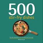 500 stir-fry dishes (500 Series Cookbooks)
