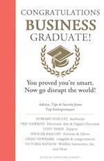 Congratulations Business Graduate!