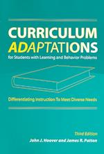 Curriculum Adaptations for Students with Learning and Behavior Problems