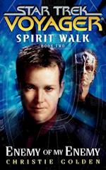 Star Trek: Voyager: Spirit Walk #2: Enemy of My Enemy (STAR TREK, VOYAGER)