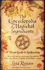 The Encyclopedia of Magickal Ingredients af Lexa Rosean
