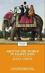 Around the World in Eighty Days (Enriched Classics)