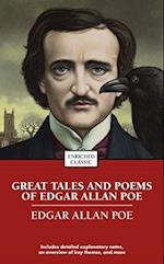 Great Tales and Poems of Edgar Allan Poe af Charles Brower, Edgar Allan Poe