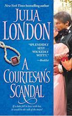 A Courtesan's Scandal af Julia London