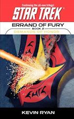 Star Trek: The Original Series: Errand of Fury #2: Demands of Honor af Kevin Ryan