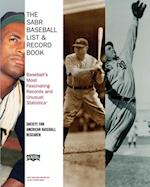 SABR Baseball List & Record Book af Society for American Baseball Research