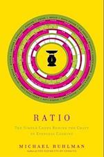 Ratio af Michael Ruhlman