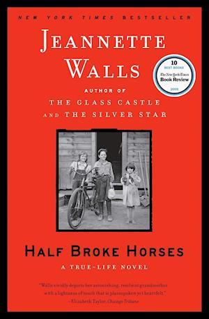 Bog paperback Half Broke Horses af Jeannette Walls