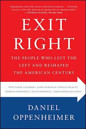 Bog, paperback Exit Right af Daniel Oppenheimer