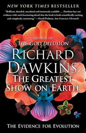 Greatest Show on Earth af Richard Dawkins