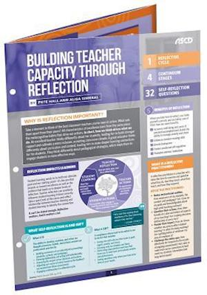Building Teacher Capacity Through Reflection (Quick Reference Guide)