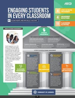 Engaging Students in Every Classroom (Quick Reference Guide 25-Pack)