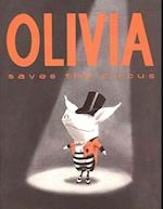 Olivia Saves The Circus af Ian Falconer