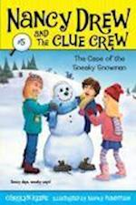 The Case of the Sneaky Snowman (Nancy Drew and the Clue Crew)