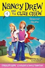 Sleepover Sleuths (Nancy Drew and the Clue Crew, nr. 1)