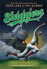 Sluggers Magic in the Outfield (Sluggers Paperback, nr. 1)