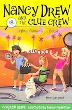 Lights, Camera . . . Cats! (Nancy Drew and the Clue Crew)