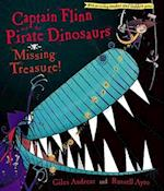 Captain Flinn and the Pirate Dinosaurs Missing Treasure! af Russell Ayto, Giles Andreae