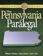 The Pennsylvania Paralegal (Resource Guides Delmar)