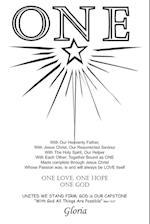 ONE: One Love; One Hope; One God af Gloria