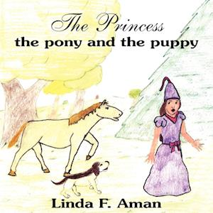 The Princess the pony and the puppy