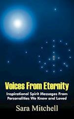 Voices from Eternity af Sara Mitchell, Mitchell Sara Mitchell