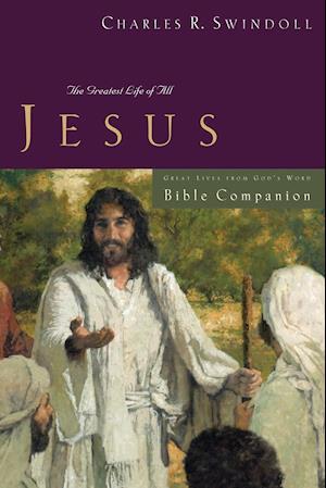 Bog, paperback Jesus af Charles R. Swindoll Dr