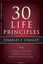 30 Life Principles af Charles F Stanley, Charles Stanley