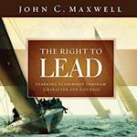 Right to Lead