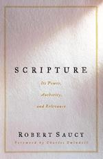Scripture af Robert Saucy