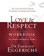 Love and   Respect Workbook af Emerson Eggerichs