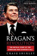 Reagan's Revolution af Craig Shirley