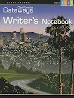 Writer's Notebook, Units 1-4 (California Gateways)