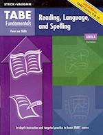 Reading, Language, and Spelling: Level A (Steck vaughn Tabe Fundamentals)