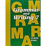 Grammar and Writing 7 (Steck vaughn Stephen Hake Grammar)