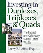 Investing in Duplexes, Triplexes, & Quads