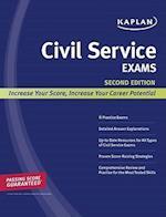 Kaplan Civil Service Exams af Kaplan Test Prep