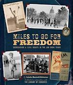 Miles to Go for Freedom af Linda Barrett Osborne