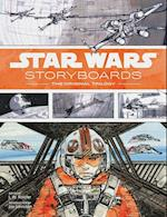 Star Wars Storyboards: The Original Trilogy af Lucasfilm Ltd