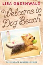 Welcome to Dog Beach af Lisa Greenwald