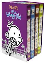 Diary of a Wimpy Kid Box of Books (Diary of a Wimpy Kid)
