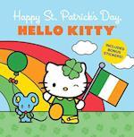Happy St. Patrick's Day, Hello Kitty af Ltd. Sanrio Company