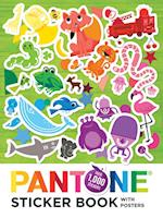Pantone: Sticker Book with Posters af Pantone LLC