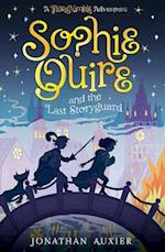 Sophie Quire and the Last Storyguard (Peter Nimble Adventure)