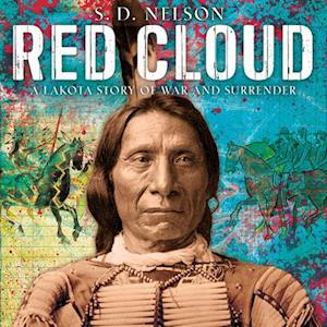 Bog, hardback Red Cloud: A Lakota Story of War and Surrender