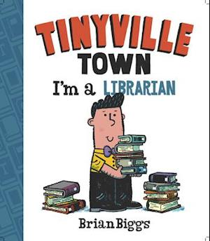 Tinyville Town: I'm a Librarian
