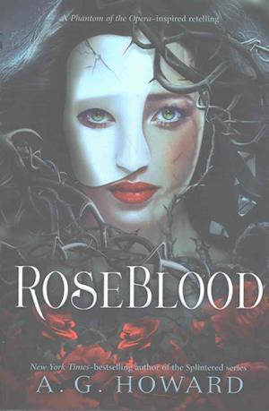 Bog, paperback Roseblood af Anita G. Howard